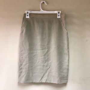 Vintage Burberry Skirt